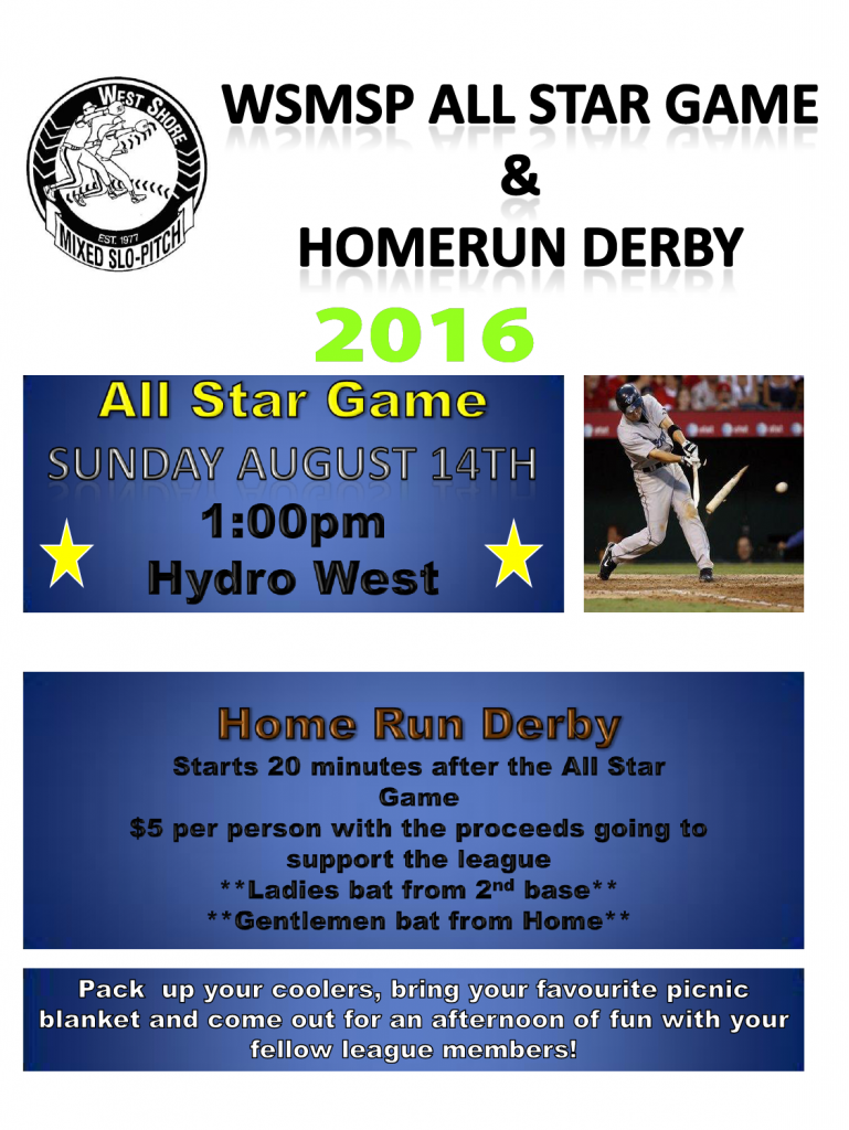 All Star Game Flyer2 2016